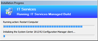 Building PCs & laptops with SCCM - IT Services, The