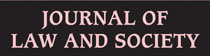 Journal of Law and Society