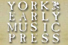 Logo for the York Early Music Press