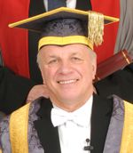 Greg Dyke, Chancellor (Credit: Rae McGrath)