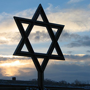 The Star of David at Terezin (credit: Lisa Peschel)