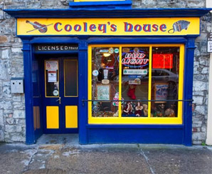 Cooleys House Ennistymon Co Clare
