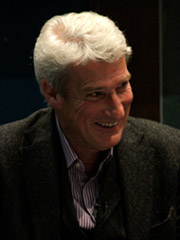 Jeremy Paxman. Photo by Agatha Torrance