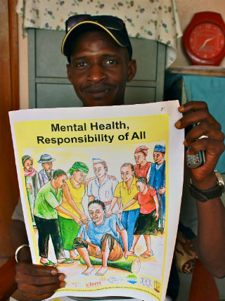 improving mental health care
