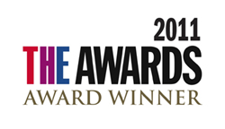 THE Awards 2011 logo