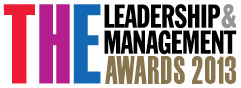 Times Higher Education Leadership and Management Awards