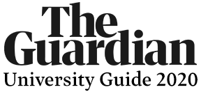 The Guardian University Guide 2020