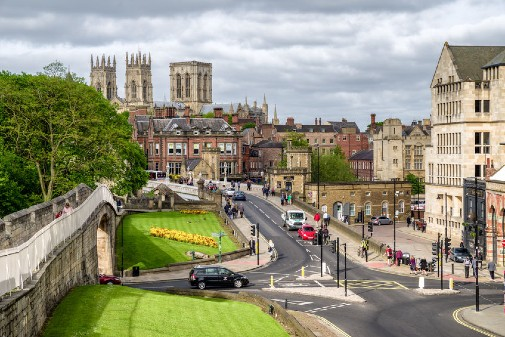 New Study Reveals York S Air Quality Improves By 30 Per Cent During Lockdown News And Events The University Of York