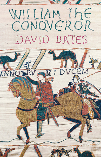 David Bates book cover