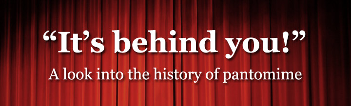 It's behind you! A look into the history of pantomime (image by KRO-media)