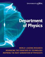 Department of Physics brochure