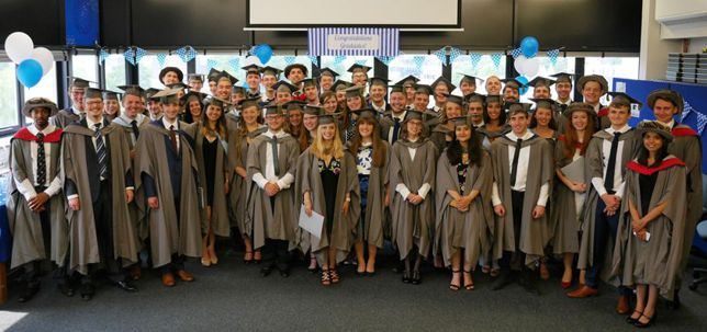 Physics at York graduation cohort 2018