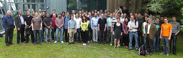 Condensed Matter Physics group 2014