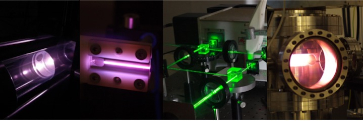 Four Plasma Combination Pink propulsion, RF jet in Dark, Apiwat Green Laser, GEC orange Banner 720 pixels