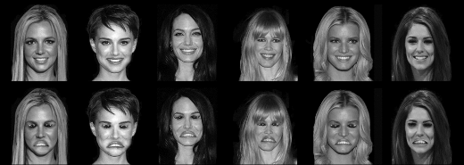 Face expressions - Psychology, The University of York