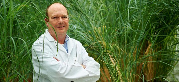 Professor Neil Bruce. Credit: John Houlihan