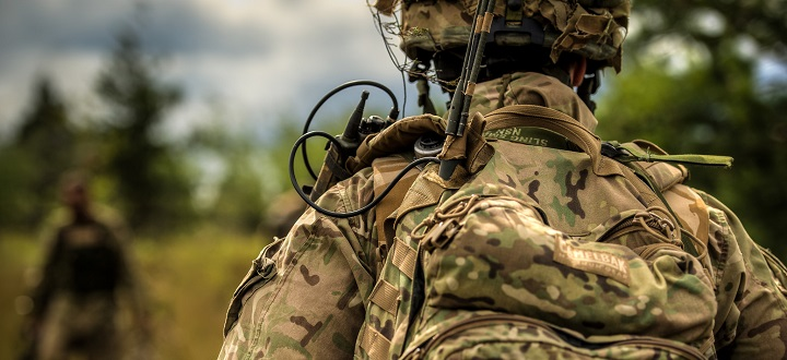 British army field training exercise Credit: Flickr/US army Europe