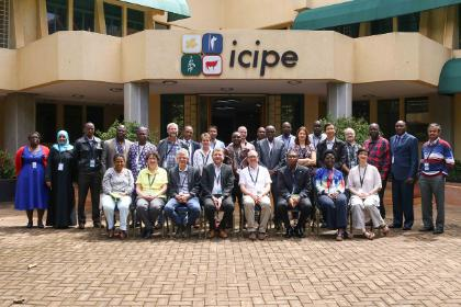 <p><span>Researchers from universities and organisations from the UK, Malaysia, Indonesia, Kenya, Benin, Uganda and Tanzania gathered at icipe, Nairobi, to discuss the challenge and solutions</span></p>