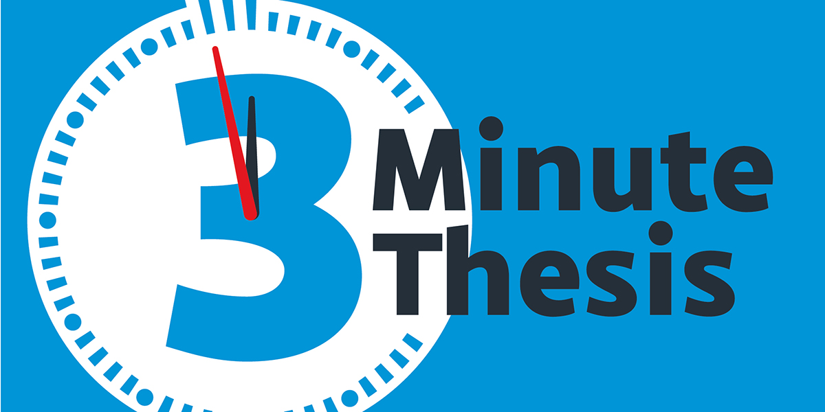 Three Minute Thesis - Research, University Of York