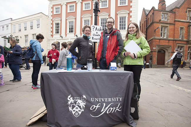 SEI, Climate Strike, Questions, York