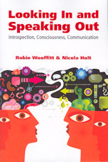 Book by Prof Robin Wooffitt and Dr Nicola Holt