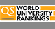 QS University ranking by subject
