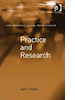 Book cover: Practice and Research