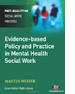 Book cover: Evidence-Based Policy and Practice in Mental Health Social Work