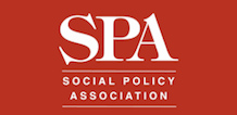 Social Policy Association (logo)