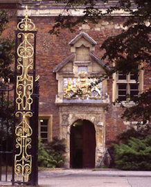 Kings Manor, University of York