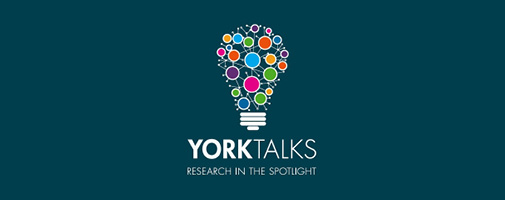 York Talks banner