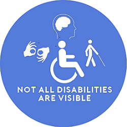 University of York Disabled Students' Network Invisible Disabilities Campaign image