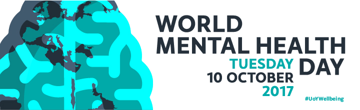 World Mental Health Day Tuesday 10 October 2017