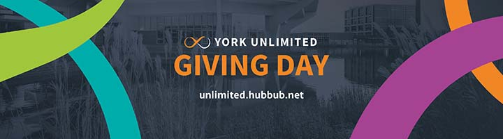 York Unlimited Giving Day unlimited.hubbub.net