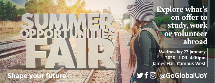 Summer Opportunities Fair 2020