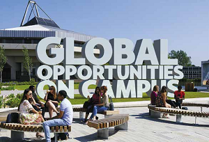 Global Opportunities on Campus - Student home, The