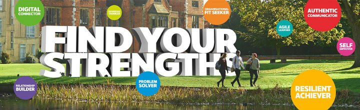 York Strengths web banner 2019/20