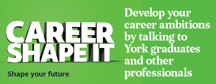 Careers in event web banner