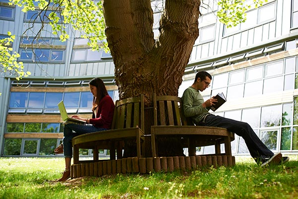 Reading by Berrick Saul Building