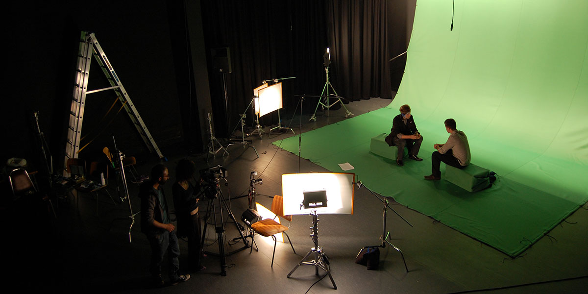 Film and Television Production with Visual Effects (MA