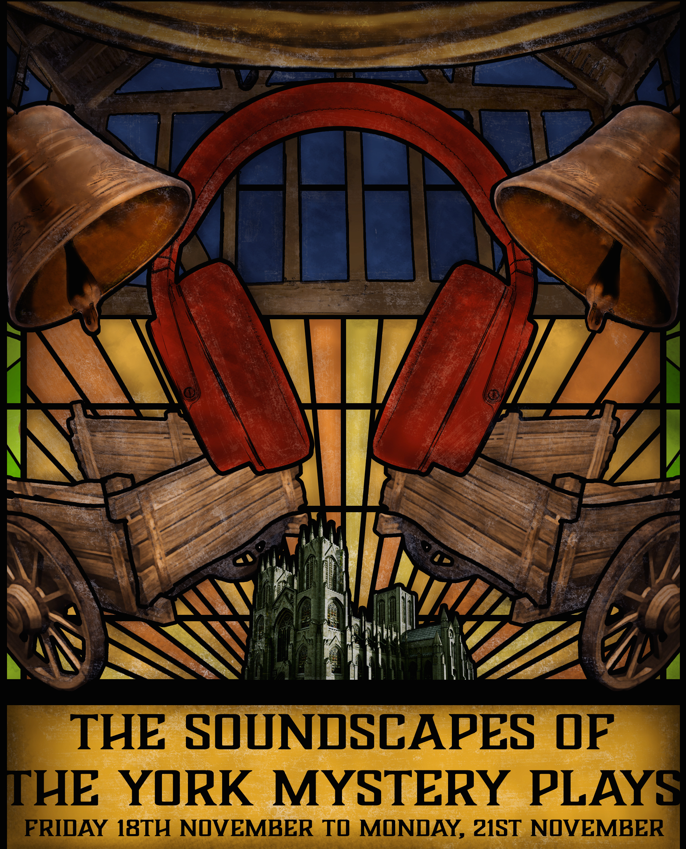 The Soundscapes of York Mystery Plays