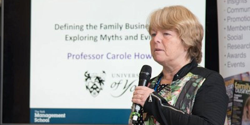 Picture of Carole Howorth at NFBS
