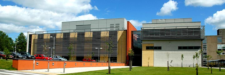 The Biology Department is located on Wentworth Way on the Main Campus at Heslington