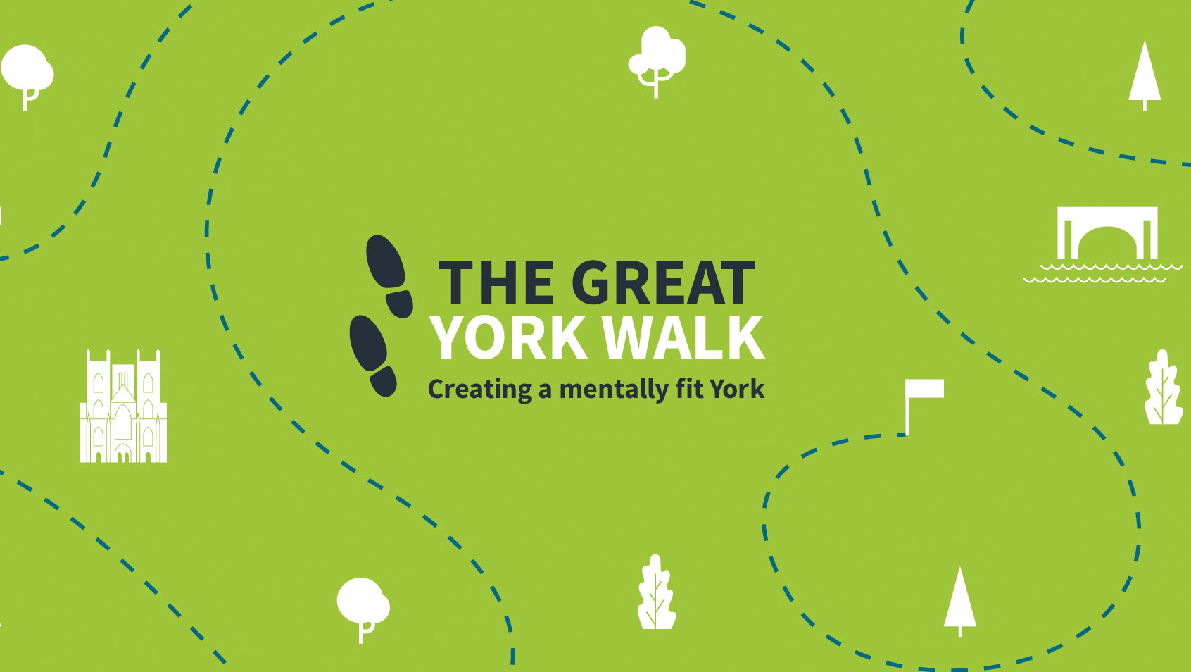Good News About Mental Health In Our >> Great York Walk To Raise Awareness Of Mental Health York