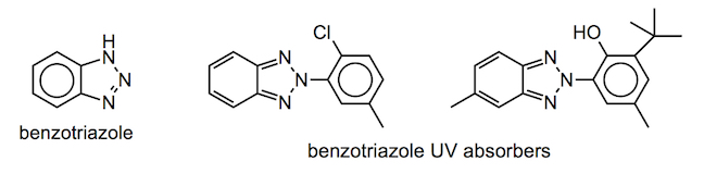 benzotriazole UV absorbers