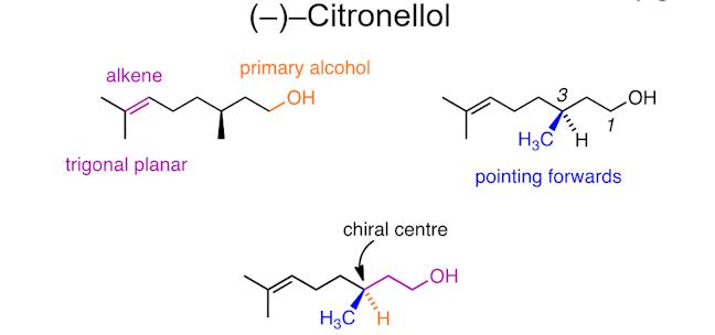 citronellol