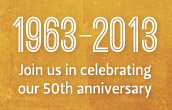 Join us in celebrating our 50th anniversary